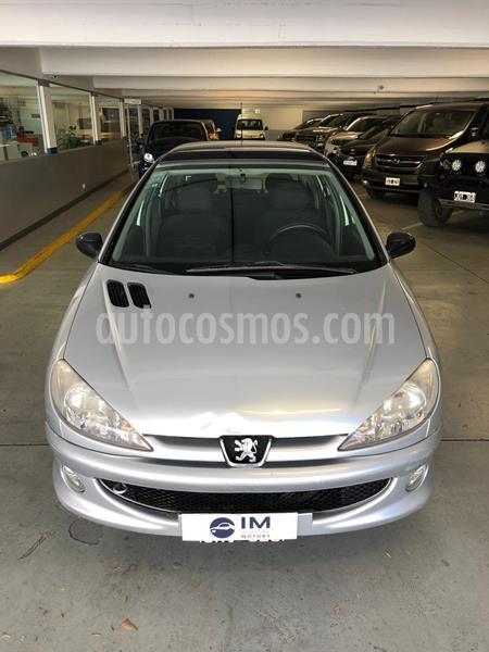Peugeot 206 1.4 Live! 5P usado (2007) color Gris precio $295.000