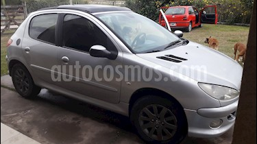 Peugeot 206 2.0 HDi XS Premium 5P usado (2008) color Gris precio $270.000