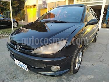 Peugeot 206 1.6 XS Premium 3P usado (2010) color Negro Perla precio $287.000