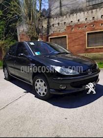 Peugeot 206 1.6 XS Premium 5P usado (2007) color Negro precio $240.000