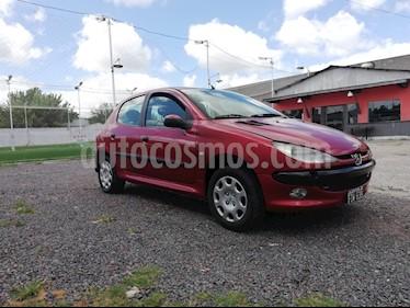 Peugeot 206 1.6 XR 5P usado (2006) color Rojo precio $150.000