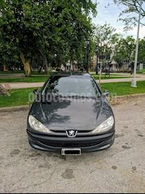 Peugeot 206 1.4 Generation 5P usado (2010) color Gris Fer precio $260.000