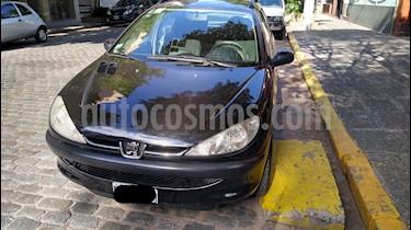 Peugeot 206 SW 1.6 Confort usado (2005) color Negro precio $240.000