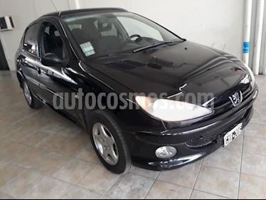 Peugeot 206 1.6 XT 5P usado (2008) color Negro precio $205.000