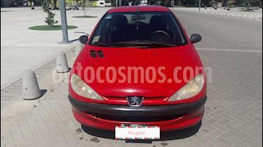 Peugeot 206 1.4 X-Line 5P usado (2007) color Rojo precio $170.000