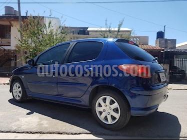 Peugeot 206 1.6 XR Pack 5P usado (2007) color Azul precio $230.000