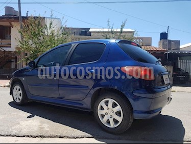 foto Peugeot 206 1.6 XR Pack 5P usado (2007) color Azul precio $230.000
