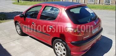 Peugeot 206 5P XR  usado (2007) color Rojo precio $2.250.000