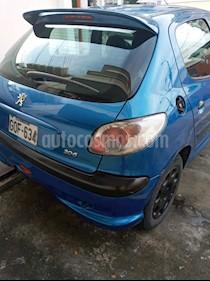 Peugeot 206 1.6 XS usado (2006) color Azul precio u$s6.400