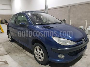 Peugeot 206 3P XS 1.6 usado (2003) color Azul precio $40,000