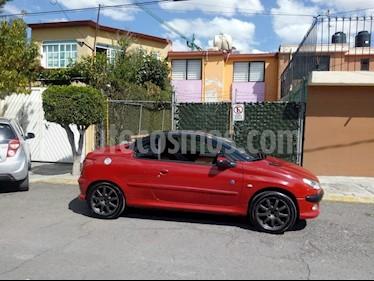 Peugeot 206 CC Edicion Especial usado (2005) color Rojo precio $68,900