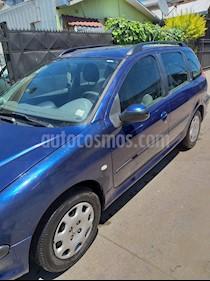 Peugeot 206 Station XR 1.4 HDI usado (2004) color Azul precio $2.950.000
