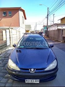 Foto venta Auto usado Peugeot 206 Station XR 1.4  (2004) color Azul Electrico precio $2.500.000