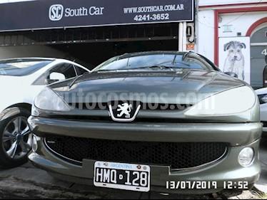 Foto venta Auto usado Peugeot 206 SW 1.6 XS Premium (2008) color Verde Oscuro precio $177.000