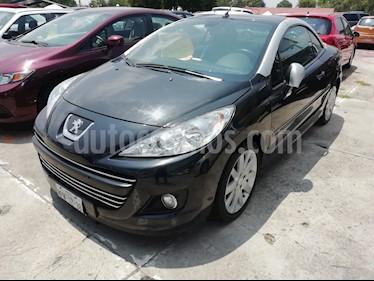 foto Peugeot 207 CC Roland Garros usado (2013) color Negro precio $187,900