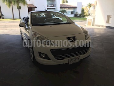 Peugeot 207 CC Turbo Piel usado (2013) color Blanco precio $155,000