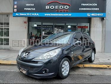 Foto venta Auto usado Peugeot 207 Compact - (2009) color Negro precio $235.000