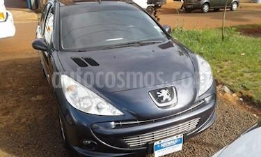 Foto venta Auto usado Peugeot 207 Compact - (2012) color Azul precio $220.000