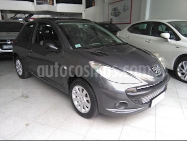 Peugeot 207 Compact - usado (2010) color Gris Oscuro precio $320.000