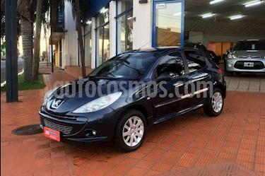 Foto venta Auto usado Peugeot 207 Compact - (2012) color Azul precio $245.000