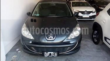 Peugeot 207 Compact 1.4 Active 4P usado (2014) color Gris Oscuro precio $365.000