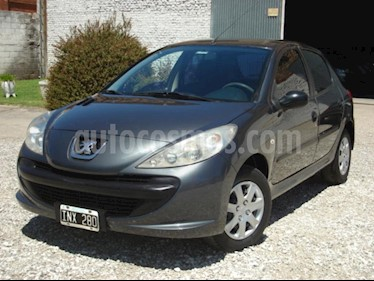 Foto venta Auto Usado Peugeot 207 Compact 1.4 Active 4P (2010) color Gris Oscuro precio $115.000
