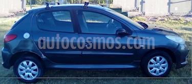 Foto venta Auto usado Peugeot 207 Compact 1.4 Allure 4P (2010) color Gris Grafito precio $200.000
