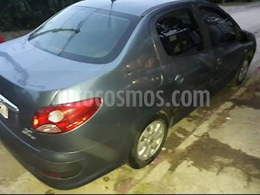 Foto venta Auto usado Peugeot 207 Compact 1.4 Allure 4P (2009) color Gris precio $170.000