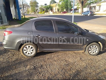 Foto venta Auto usado Peugeot 207 Compact 1.4 Allure 4P (2013) color Gris Grafito precio $285.000