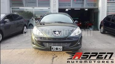 Peugeot 207 Compact 1.4 Allure 5P usado (2010) color Gris Oscuro precio $310.000