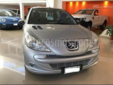 Foto venta Auto usado Peugeot 207 Compact 1.4 Allure 5P (2011) color Gris Claro precio $219.000