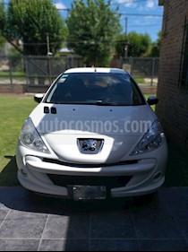 Foto venta Auto usado Peugeot 207 Compact 1.4 Allure 5P (2013) color Blanco Banquise precio $250.000
