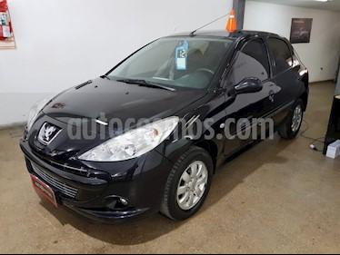 Foto Peugeot 207 Compact 1.4 Allure 5P usado (2012) color Negro precio $310.000