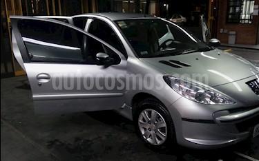 Foto venta Auto usado Peugeot 207 Compact 1.4 Allure 5P (2014) color Gris Aluminium precio $275.000