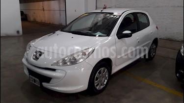 Foto Peugeot 207 Compact 1.4 Allure 5P usado (2013) color Blanco precio $340.000