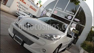 Peugeot 207 Compact 1.4 Allure 5P usado (2013) color Blanco precio $350.000