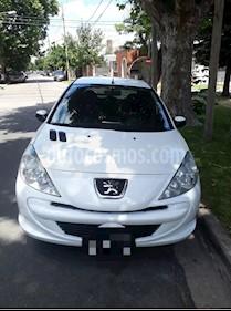 Foto venta Auto usado Peugeot 207 Compact 1.4 Allure 5P (2014) color Blanco precio $249.500
