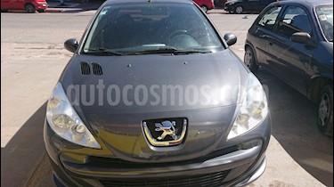 Foto venta Auto usado Peugeot 207 Compact 1.4 Allure 5P (2016) color Gris precio $260.000