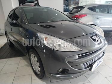 Peugeot 207 Compact 1.4 Allure 5P usado (2011) color Negro Perla precio $298.000