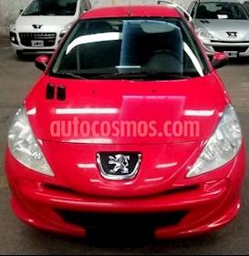 Foto venta Auto usado Peugeot 207 Compact 1.4 HDi Allure 5P (2016) color Rojo Aden precio $269.500