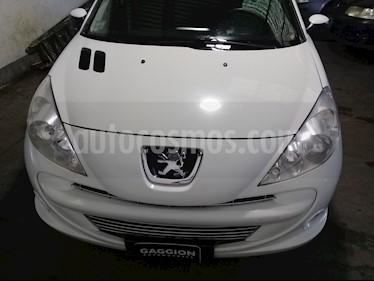 Foto venta Auto usado Peugeot 207 Compact 1.4 HDi Allure 5P (2013) color Blanco Banquise