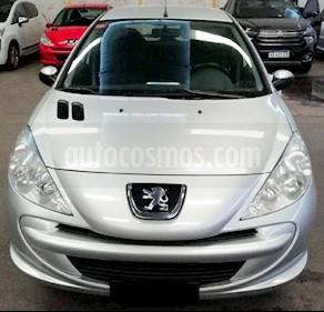 Foto venta Auto usado Peugeot 207 Compact 1.4 HDi XS 5P (2016) color Gris Aluminium precio $269.500