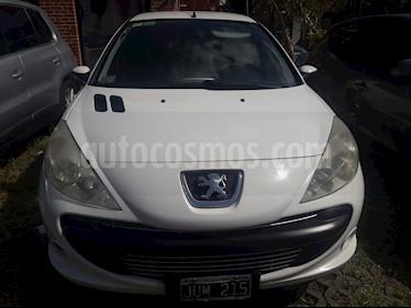 Foto venta Auto usado Peugeot 207 Compact 1.4 HDi XS 5P (2011) color Blanco Banquise precio $189.900