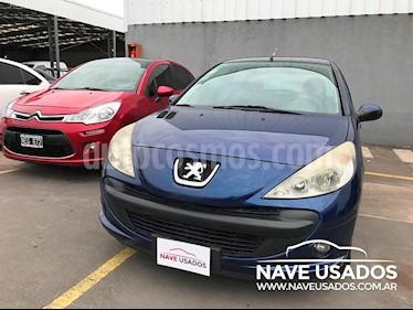 Foto venta Auto usado Peugeot 207 Compact 1.4 XS 5P (2010) color Azul precio $175.000