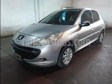 Foto venta Auto usado Peugeot 207 Compact 1.4 XS 5P (2009) color Gris Claro precio $165.000