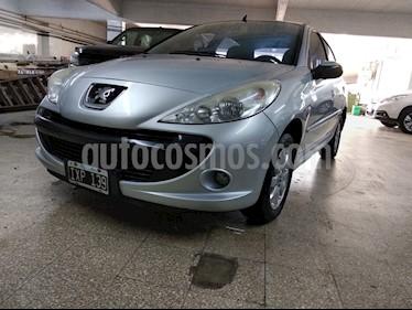 Foto venta Auto usado Peugeot 207 Compact 1.4 XS 5P (2010) color Gris Aluminium precio $219.000
