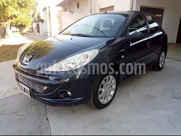 Foto venta Auto usado Peugeot 207 Compact 1.4 XS 5P (2012) color Azul precio $260.000