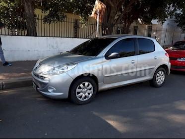 Foto venta Auto usado Peugeot 207 Compact 1.4 XS 5P (2012) color Gris Grafito