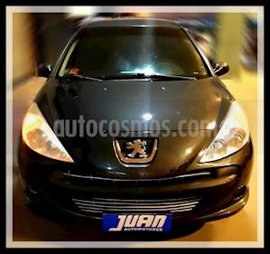 Foto venta Auto usado Peugeot 207 Compact 1.6 XT 4P (2010) color Gris Oscuro precio $225.000