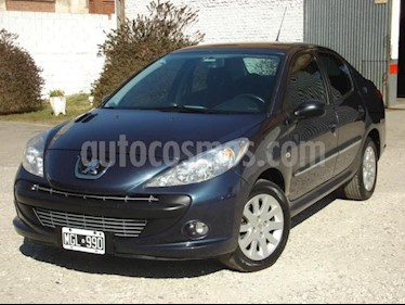 Foto venta Auto usado Peugeot 207 Compact 1.6 XT 4P (2013) color Azul precio $180.000
